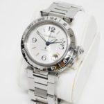 カルティエ|Cartier の 2377 W31078M7 パシャC メリディアン 腕時計 を買い取りさせて頂きました♪
