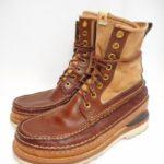 VISVIM|ビズビム の grizzly boots FOLK オールレザー を買い取りさせて頂きました♪