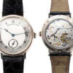 ブレゲ BREGUETK18WG クラシックツインバレル 腕時計を買い取りさせて頂きました♪