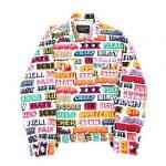 17AW シュプリーム ヒステリックグラマー Supreme × Hysteric Glamour  Text Work Jacket を¥11,000-で買い取りました。※当社規定ABランク商品