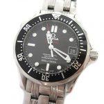 オメガ OMEGA Seamaster シーマスター プロフェッショナル 300 コーアクシャル 腕時計 ¥120,000-で買い取りました。※当社規定ABランク商品