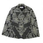 イッセイミヤケ ISSEY MIYAKE  ジャガード ジャケット ¥14,000~で買い取りました。※当社規定ABランク商品