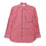 コムデギャルソンシャツ COMME des GARCONS SHIRT ギンガムチェック ビーズ シャツ¥4,000~で買い取りました。※当社規定ABランク商品