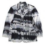 極美品 19SS イッセイミヤケメン ISSEY MIYAKE MEN 総柄 テーラード ジャケット¥45,600-で買い取りました。※当社規定SAランク商品