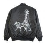 美品 17aw ヨウジヤマモト × ニューエラ YOHJI YAMAMOTO × NEWERA バーシティ ジャケット ¥25,000-で買い取りました。※当社規定Aランク商品
