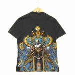 17SS 美品 ヴェルサーチ ヴェルサーチェ VERSACE メデューサ 総柄 プリント Tシャツ ¥16,000-で買い取りました。※当社規定Aランク商品