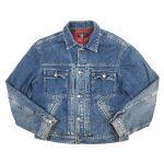 ダブルアールエル RRL 2nd ジージャン オーバーサイズ デニム ジャケット  を買い取りさせて頂きました♪