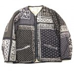 ビズビム VISVIM ICT 限定 美品 19SS IRIS LINER JKT BANDANA アイリス ライナー ジャケット を買い取りさせて頂きました♪
