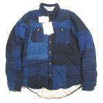 ビズビム VISVIM 18AW 美品 KERCHIEF DOWN JKT KOFU カーチフ ダウン ジャケット を買い取りさせて頂きました♪