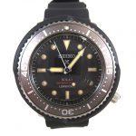 セイコー SEIKO 300本 限定 PROSPEX DIVER SCUBA 腕時計 を買い取りさせて頂きました♪
