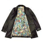 コムデギャルソンシャツ COMME des GARCONS SHIRT × MARVEL COMICS アメコミ レザー コートを買い取りさせて頂きました♪