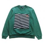 14aw ラフシモンズ × フレッドペリー RAF SIMONS × FRED PERRY Contrast Patch Sweat スウェット を買い取りさせて頂きました♪