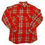 ビッグマック BIG MAC JC Penney 70s ネルシャツ フランネル 長袖 チェック を買い取りさせて頂きました♪