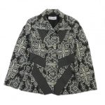 イッセイミヤケ ISSEY MIYAKE 総柄 ジャガード織り ジャケット を買い取りさせて頂きました♪