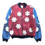 アディダスオリジナルス × メアリー カトランズ adidas originals by mary katrantzou 総柄 中綿 ボンバー ジャケットを買い取りさせて頂きました♪