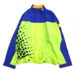 ナイキ NIKE 90s 銀タグ ヴィンテージ オールド ロゴ 英字 プリント ナイロン ジップアップ ジャケット を買い取りさせて頂きました♪