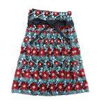 美品 トリコ コムデギャルソン tricot COMME des GARCONS 花柄 総レース ロング ラップ 巻き スカートを買い取らせて頂きました♪