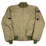 バズリクソンズ BUZZ RICKSON'S TYPE TANK 2ND ARMOR DIVISION FURY VERSION タンカース ジャケット を買い取りさせて頂きました♪