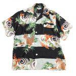 ウエアハウス WAREHOUSE タイガー ドラゴン アロハ シャツ を買い取りさせて頂きました♪