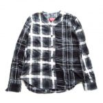 16AW シュプリーム SUPREME Multi Plaid Flannel Jersey ベースボール チェック フランネル シャツ を買い取りさせて頂きました♪