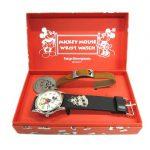 ディズニー Disney MICKEY MOUSE WRIST WATCH ディズニーランド オリジナルウォッチ 腕時計 を買い取りさせて頂きました♪