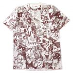 02SS シュプリーム SUPREME ポルノ 総柄 Tシャツ カットソー を買い取りさせて頂きました♪