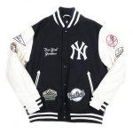 ニューエラ NEW ERA ヤンキース スタジャン スタジアムジャケット ジャンパー を買い取りさせて頂きました♪