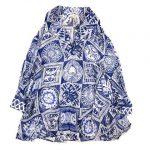 セリーヌ CELINE ヴィンテージ 80s シルク 絹 100% オーバーシルエット ブラウスを買い取りさせて頂きました♪