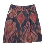 ドリスヴァンノッテン DRIES VAN NOTEN 美品 シルク 絹 100% オルテガ調 総柄 タック スカート を買い取りさせて頂きました♪