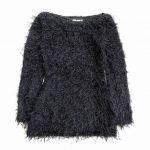 美品 セリーヌ CELINE 起毛 ボートネック ニット セーター を買い取りさせて頂きました♪