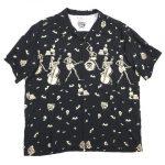 スターオブハリウッド × ヴィンスレイ STAR OF HOLLYWOOD × VINCE RAY THE SKELETONES スケルトン オープンカラー シャツ を買い取りさせて頂きました♪
