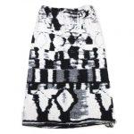 ジルサンダー JIL SANDER シルクブレンド ジャガード織り ミモレ スカート を買い取りさせて頂きました♪