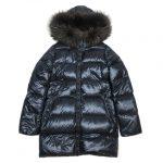デュベティカ DUVETICA カッパ kappa ダウンコート ミドル丈 フーデッド ファー ジャケット を買い取りさせて頂きました♪