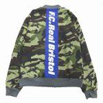 17SS エフシーレアルブリストル F.C.Real Bristol FCRB ソフ SOPH. REVERSIBLE PDK JACKET 迷彩 カモ リバーシブル ジャケット を買い取りさせて頂きました♪