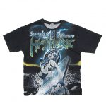 ヒステリックグラマー HYSTERIC GLAMOUR 17SS LIGHTNING ライトニング ギターガール Tシャツ を買い取りさせて頂きました♪
