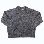 マルニ MARNI 14AW ウール モヘア ブレンド 肉厚 セーター クルーネック メランジ風 プルオーバー ニット を買い取りさせて頂きました♪
