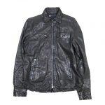 トゥモローランド TOMORROWLAND ウォッシュド ラムレザー シャツ ブルゾン ジャケット 羊革 を買い取りさせて頂きました♪